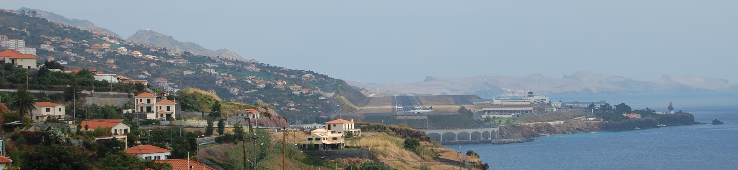 Funchalaeroport