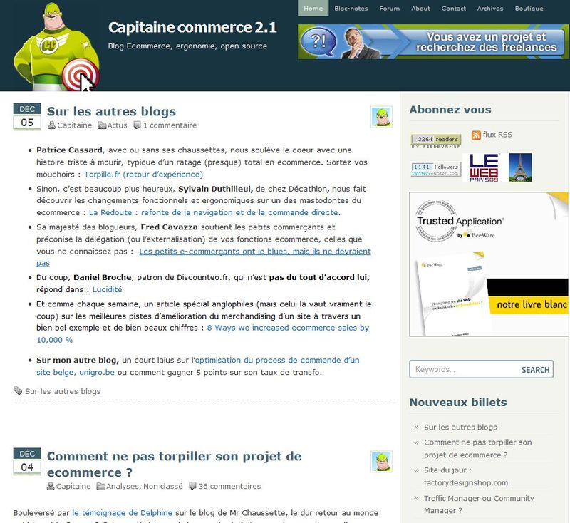 Captainecommerce