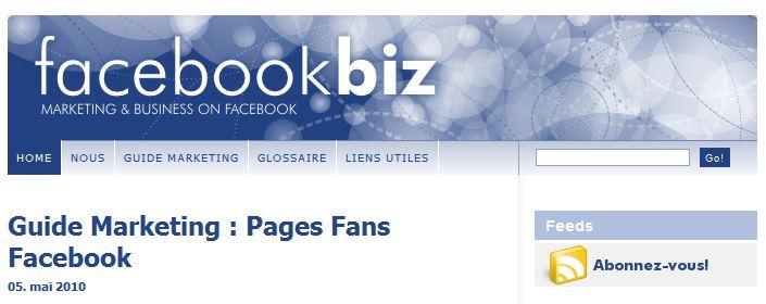 Facebookbizz