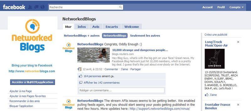 Networkedblog