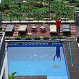 Location d'une villa avec piscine chauffée sur l'île de Madère