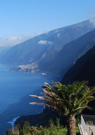 Vue sur Seixal - Madeira Island