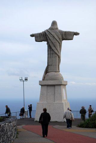 Ponta do Garajau - cristo rei