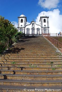 Eglise Monte  - Madeira Island