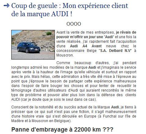 Audi A4 Avant Madeira