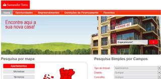 Santander immobilier