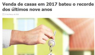 Venda de casas 2017