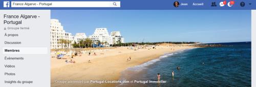 France algarve portugal