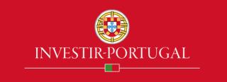 Logo investir portugal