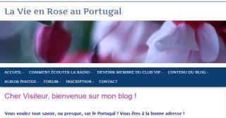 La vie en rose au portugal blog